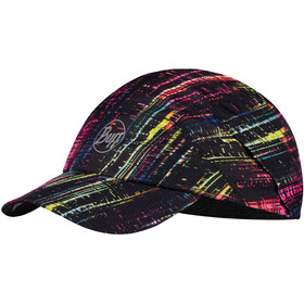 Buff Pro Run Gorra, r-wira black